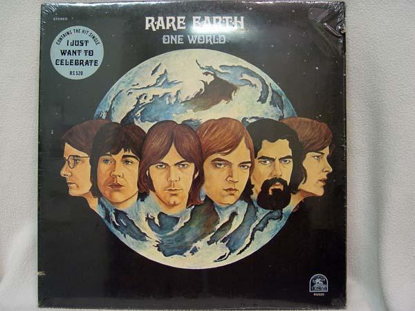 Rare Earth - One World Vinyl
