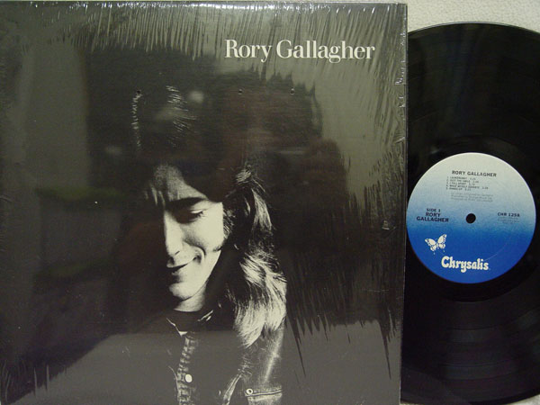 RORY GALLAGHER - Rory Gallagher Single