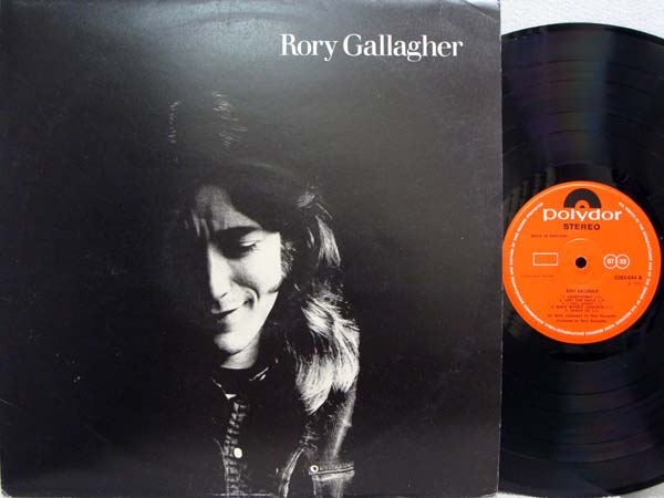 RORY GALLAGHER - Rory Gallagher CD