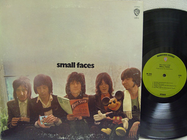 SMALL FACES - First Step LP
