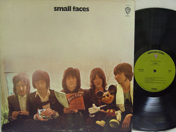 SMALL FACES - First Step CD
