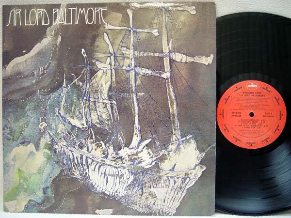 SIR LORD BALTIMORE - Kingdom Come - 33T