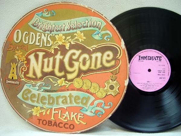 SMALL FACES - Ogden's Nut Gone Flake - 33T