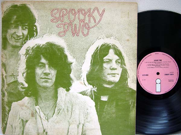 SPOOKY TOOTH - Spooky Two - 33T