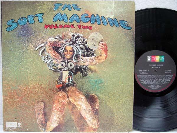 SOFT MACHINE - Volume Two - LP