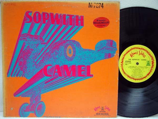 SOPWITH CAMEL - The Sopwith Camel - LP