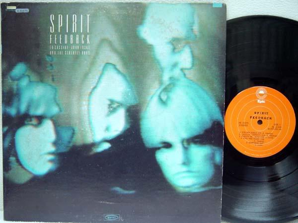 SPIRIT - Feedback - 33T