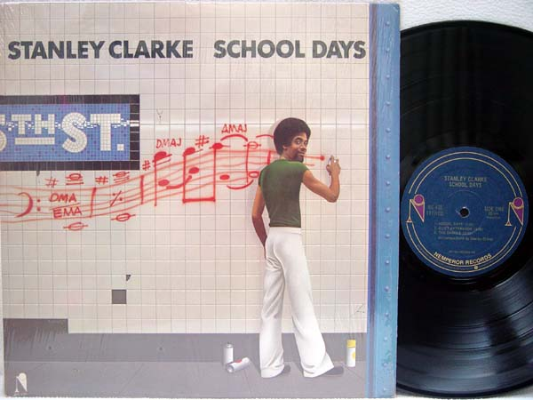 STANLEY CLARKE - School Days - 33T