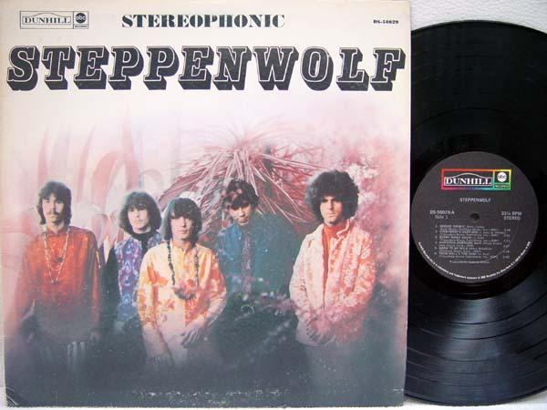 STEPPENWOLF - Steppenwolf - 33T