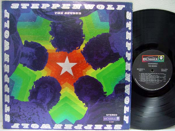 STEPPENWOLF - The Second - 33T