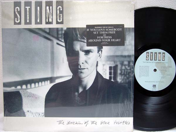 STING - The Dream of the Blue Turtles - 33T