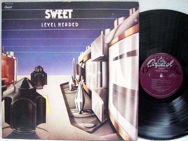 SWEET - Off the Record - 33T