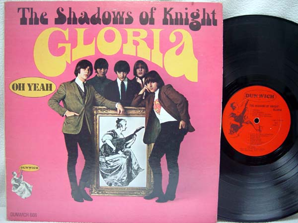SHADOWS OF THE KNIGHT, THE - Gloria - LP