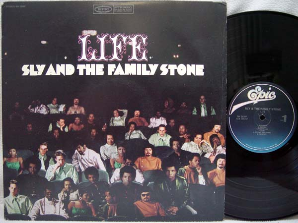 SLY AND THE FAMILY STONE - Life - LP