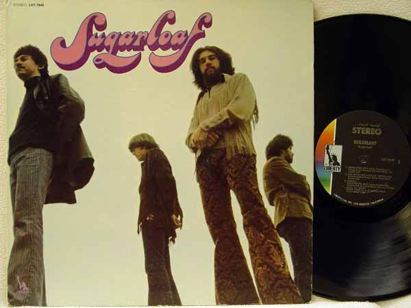 Sugarloaf - Sugarloaf LP