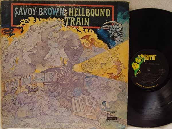 Savoy Brown - Hellbound Train Single