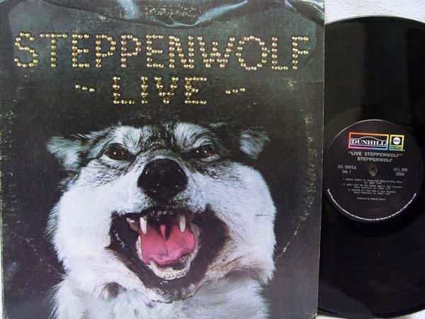 Steppenwolf - Live Vinyl