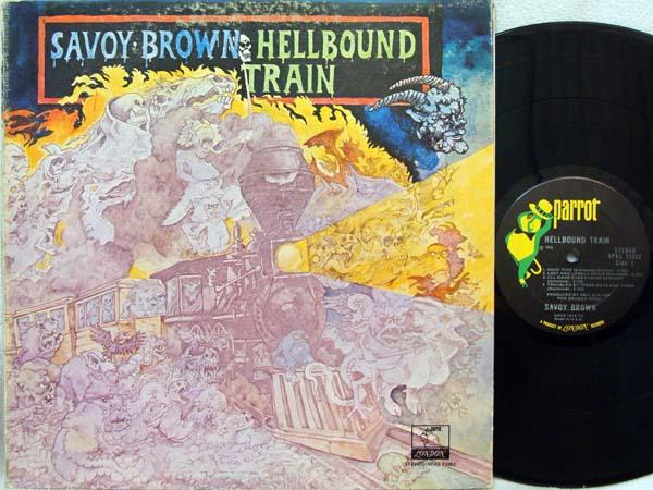 Savoy Brown - Hellbound Train Vinyl