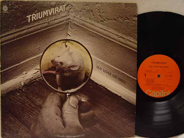 Triumvirat Old Loves Die Hard Records Vinyl And Cds