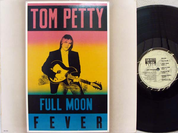Tom Petty Full Moon Fever Records Lps Vinyl And Cds
