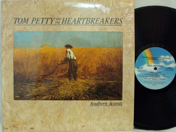 TOM PETTY - Southern Accents LP