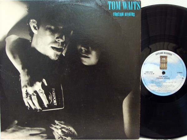 Tom Waits - Foreign Affairs Vinyl