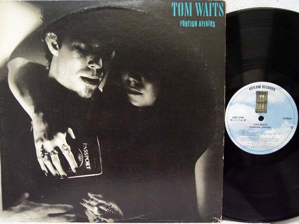 Tom Waits - Foreign Affairs EP