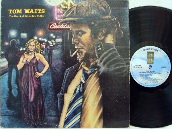 TOM WAITS - The Heart Of Saturday Night CD