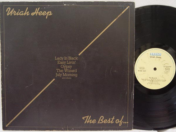 URIAH HEEP - The Best of… - LP