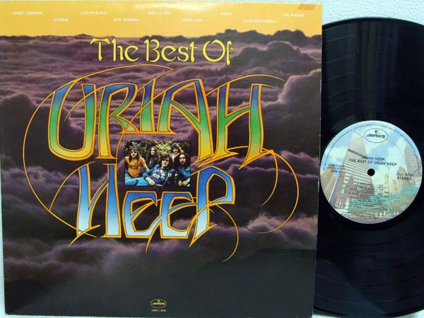 URIAH HEEP - The Best of Uriah Heep - LP