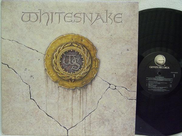 Resultado de imagen para whitesnake whitesnake vinyl