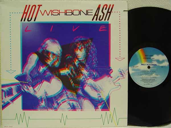 Hot Ash