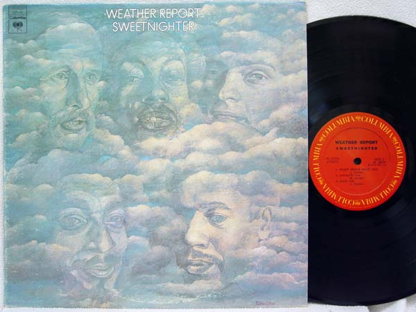 Weather Report - Sweetnighter LP