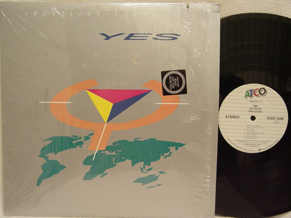 YES - 9012 Live - The Solos LP