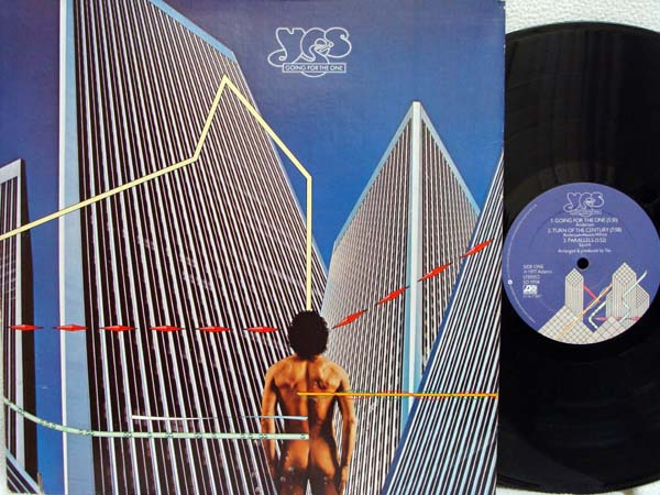Page 4 Yes Going For The One Vinyl Records Lp Cd