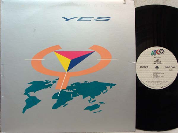 Yes - 9012 Live - The Solos CD