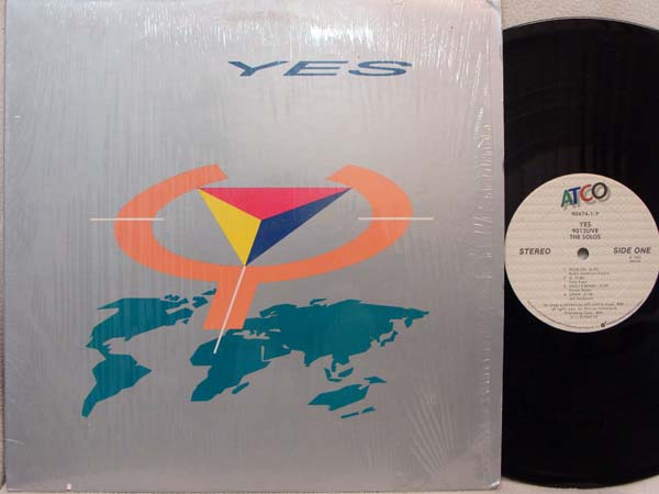 YES - 9012 Live - The Solos Album