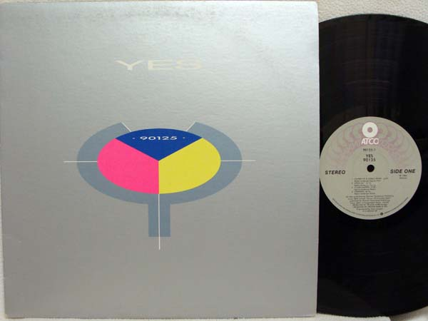 YES - 90125 - LP